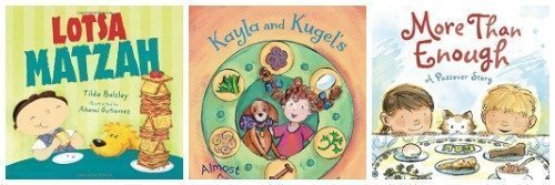 Picture Books About Passover