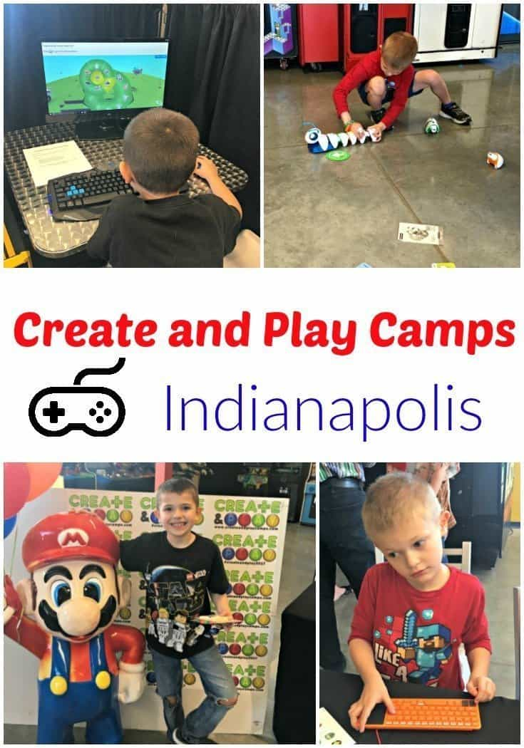 Create and Play Camps Blend STEM Education and Creativity
