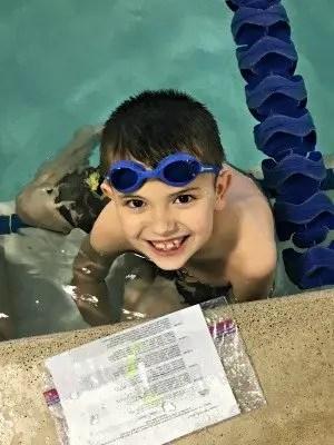 Goldfish Swim School Glider Plus