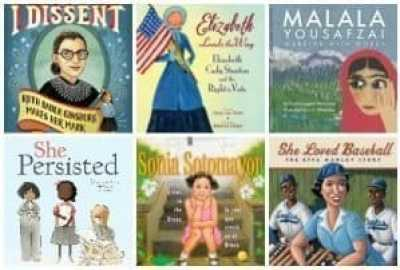 Picture Books About Amazing Women