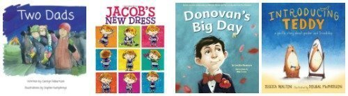 LGBTQIA Picture Books