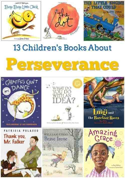 13 Children's Books About Perseverance