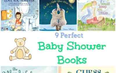 9 Perfect Baby Shower Books