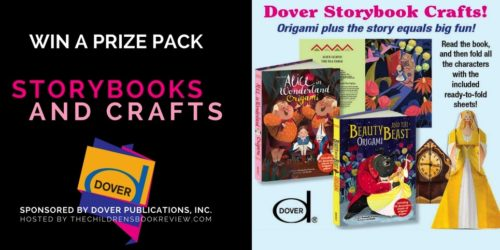 Win Storybooks and Crafts from Dover Books