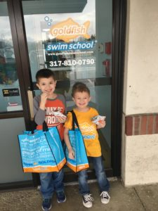 4 Reasons Goldfish Swim School is Great for Homeschoolers
