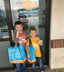 4 Reasons Goldfish Swim School is Great for Homeschoolers