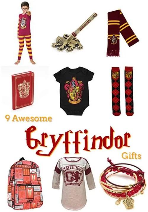9 Harry Potter Gryffindor Gifts