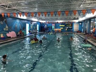 Goldfish Swim School Family Swim