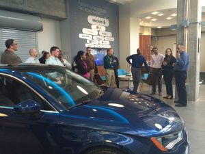 AT&T Drive lab and connected vehicles