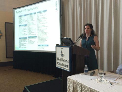 Suzanne Murtha, Atkins Global