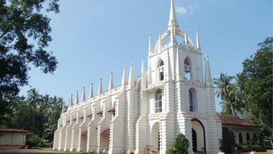 Photo of CHURCH OF NOSSA SENHORA, SALIGAO