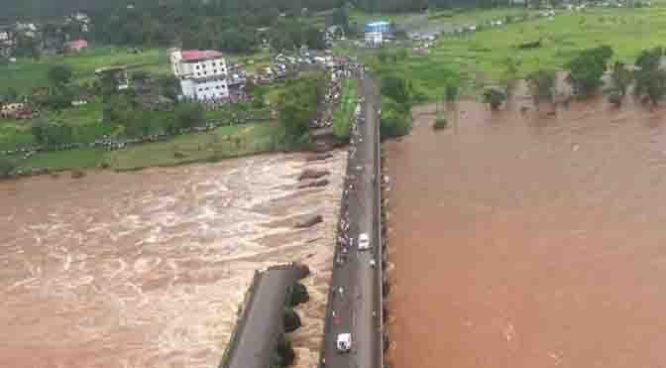 Goa-Mumbai Highway Bridge Collapses