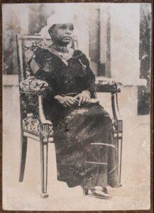 Lady Irene Drusilla Namaganda (Queen of Buganda)