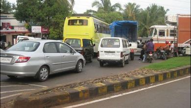 Photo of Chaos in Calangute – Bus loads of Tourists