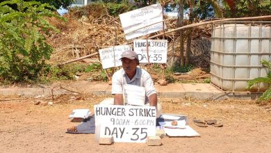 hunger strike in Porvorim