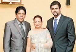 Sr. Lucys family in Goa
