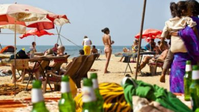 Photo of Drinking In Public In Goa Can Now Get You A Free Pass To Jail