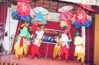 Dusshera Tarangmel dance