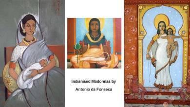 Angelo da Fonseca's Madonnas