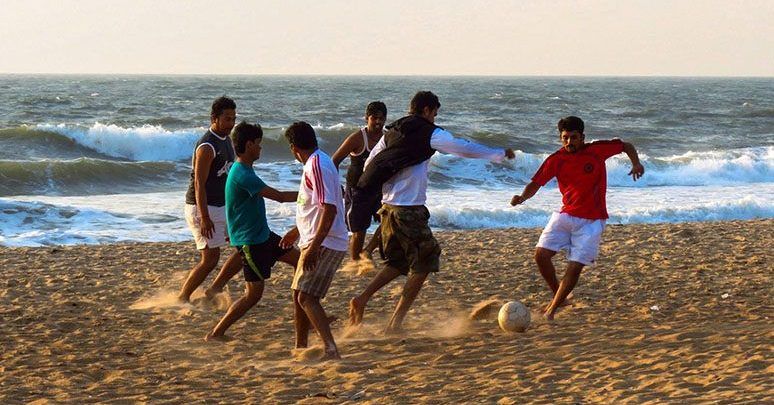 Football in Goa