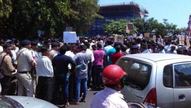 Photo of Mining community protests against Supreme Court order