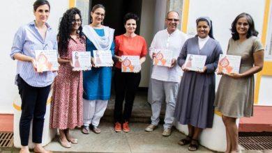 Photo of Book titled 'Histórias Daqui e Dali' unveiled by The Communicare Trust