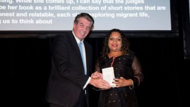Photo of The Permanent Resident by Goan author wins literary award in Australia