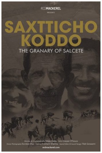 Vince Costa - 'Saxtticho Koddo - The Granary of Salcete'