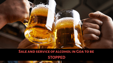 Sale and service of alcohol