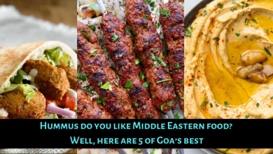 Photo of Hummus do you like Middle Eastern food? Here are 5 of Goa's best