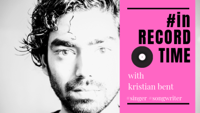 Photo of In Record Time – featuring Kristian Bent, singer and songwriter