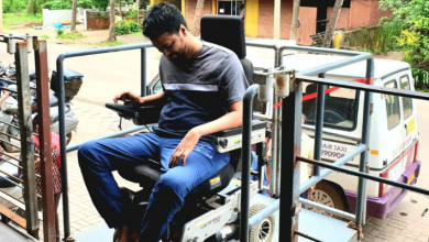 Photo of This is Goa's first disabled-friendly, wheelchair accessible restaurant