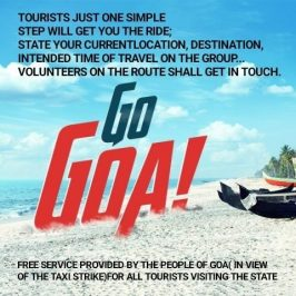 Share Your Ride Goa
