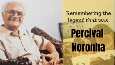 Percival Noronha