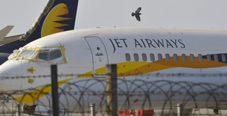 Jet Airways 2019