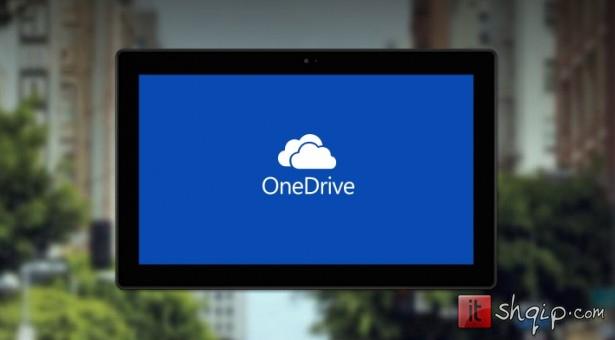 Microsoft lanson shërbimin OneDrive