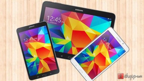 Samsung prezanton tabletat Galaxy Tab4