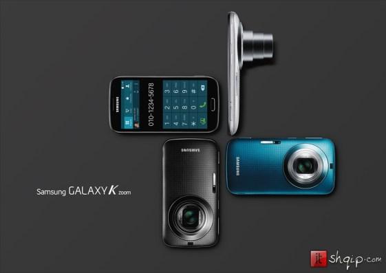 Zyrtare Samsung lanson Galaxy K Zoom