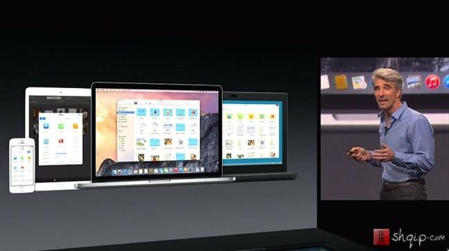 Apple prezanton iOS 8 dhe Mac OS X Yosemite1