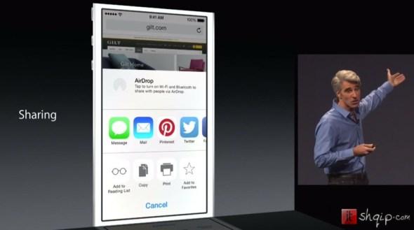 Apple prezanton iOS 8 dhe Mac OS X Yosemite2