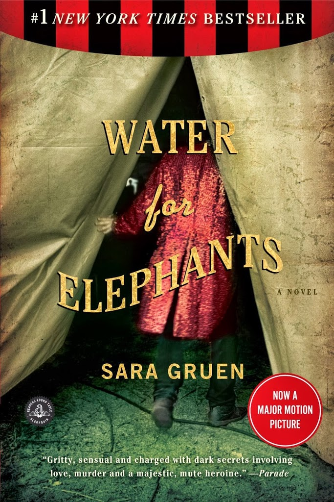 Water for Elephants - 31 Days of Great Books - Book 19 ...