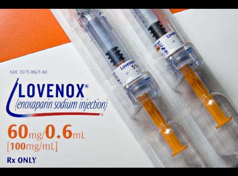 Update: Lovenox