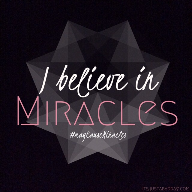 Miracles, Love And YOU!
