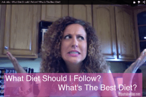 Ask Juls -What The Best Diet To Follow? | Spoonie Holistic Health Coach itsjustabadday.com juliecerrone.com Chronic Life Spoonie