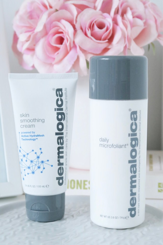 My Winter Skincare Routine ft Dermalogica