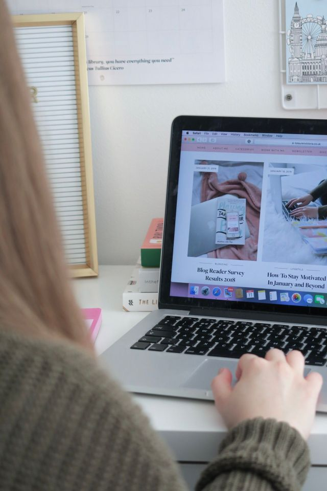 Week In The Life - Slow Living and Blogging