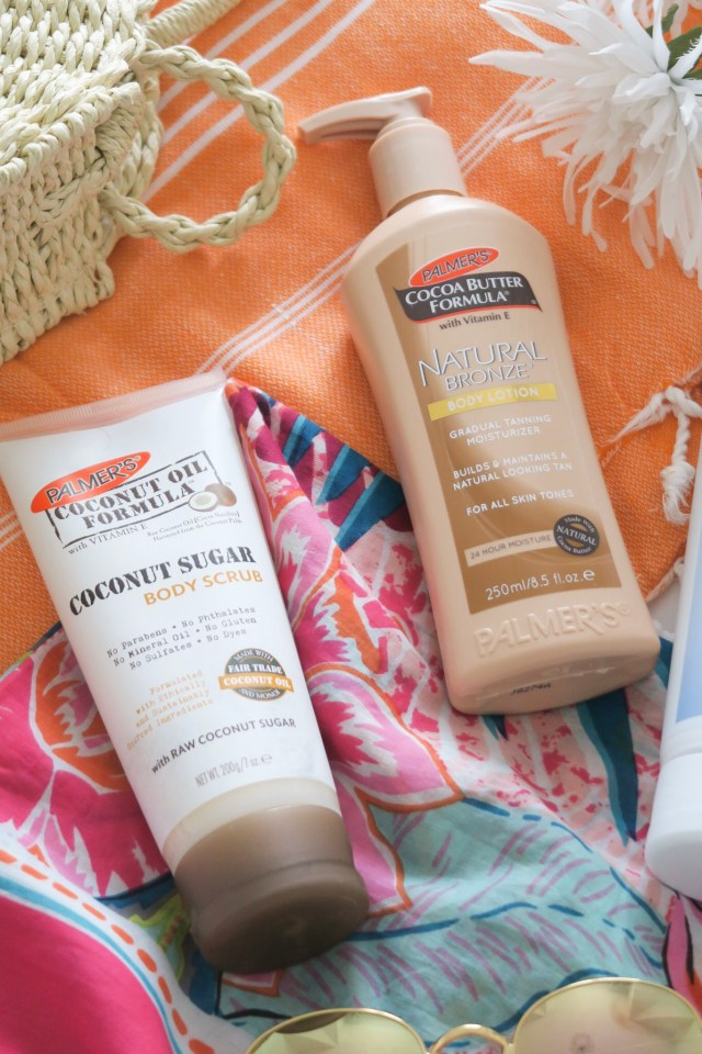 Getting Bronzed For The Summer With PalmersUK