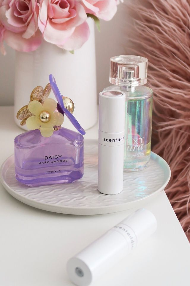 The Perfumes I'm Using On Rotation Right Now