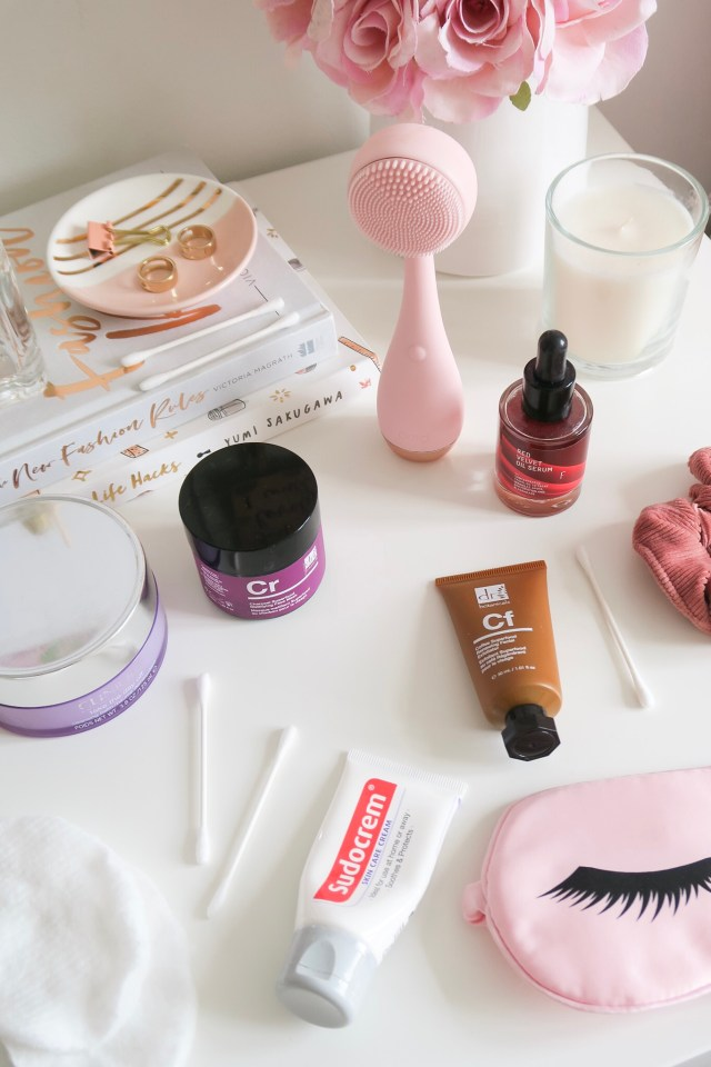 My Summer Evening Skincare Routine
