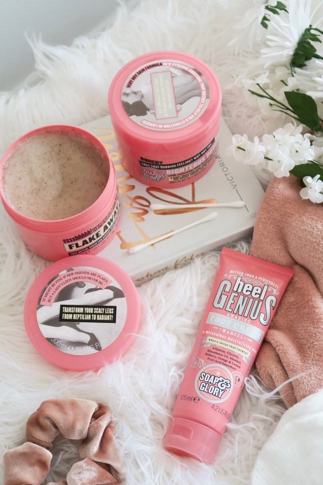 3 Classics From Soap & Glory